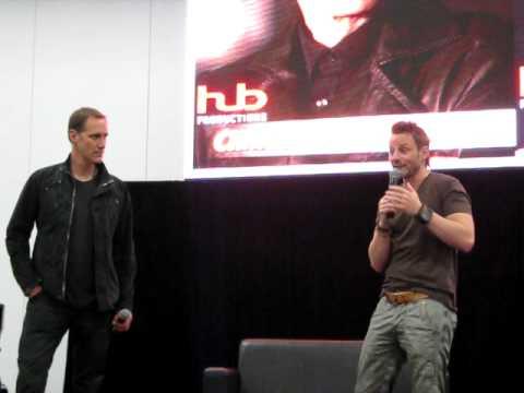 Christopher Heyerdahl & Ryan Robbins talk Stargate & Amanda Tapping Armageddon 2011