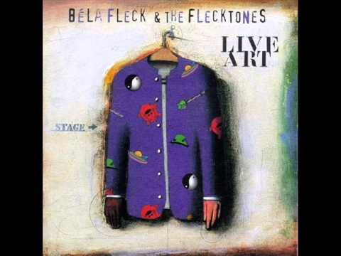 Béla Fleck and the Flecktones - Stomping Grounds (Live)
