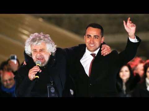 Left-Populist Party Wins BIG In Italy