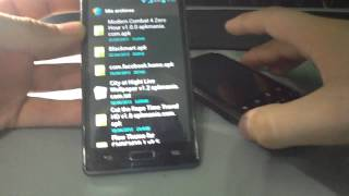 vuclip Como pasar juegos o apps por bluetooth en android