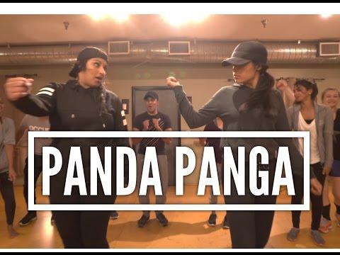 """PANDA PANGA"" Bhangra Dance #BHANGRAFUNK"