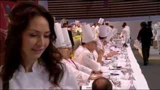 Coupe du Monde de la pâtisserie 2013 - Jour 1 - Part 1