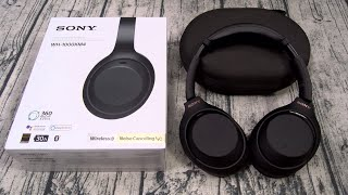 "Sony WH-1000XM4 Industry Leading Noise Canceling Headphones ""Real Review """
