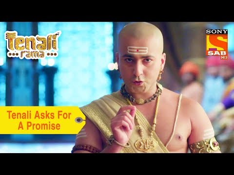 Your Favorite Character   Tenali Rama Asks For A Promise   Tenali Rama
