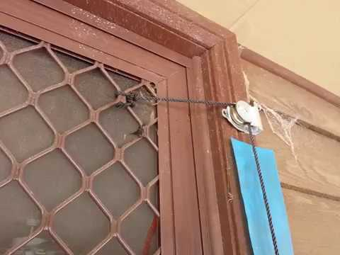 Diy Do It Yourself Automatic Sliding Fly Screen Door