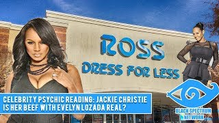 Psychic Reading - Jackie Christie - Does She Have A Personality Disorder?