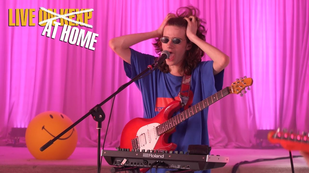 The Lounge Society - Performance & Interview (Live on KEXP at Home)