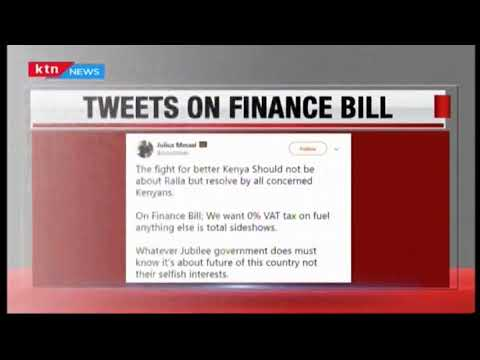 Kenyans voice displeasure with MPs who support Uhuru\'s proposal on tax on fuel products