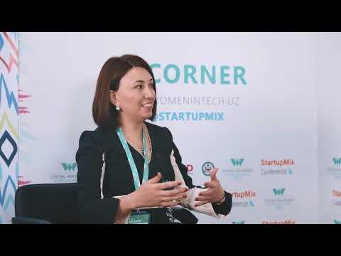 Startup Mix PR Corner Discussion #6: Shakhlo Turdikulova & Elena Selezneva