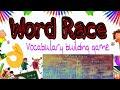 Word Race : English Vocabulary Game