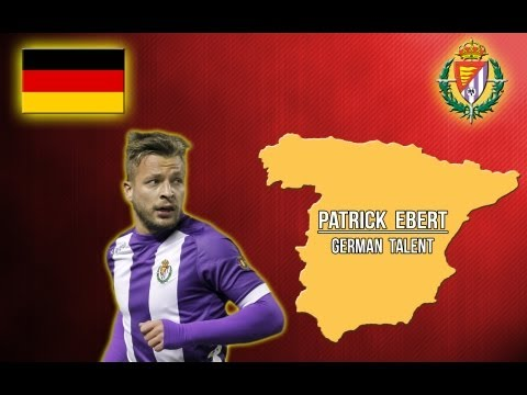 Patrick Ebert - German Talent