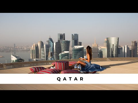 QATAR Travel Vlog -  48 Magical Hours in Doha