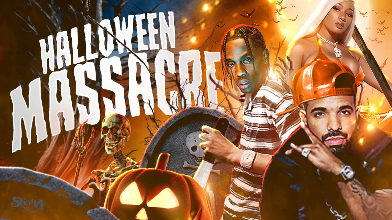 Download 🎃 Halloween Hip Hop Mix 2020 | Scary Rap Trap Party Songs | Creepy Remix | DJ Noize