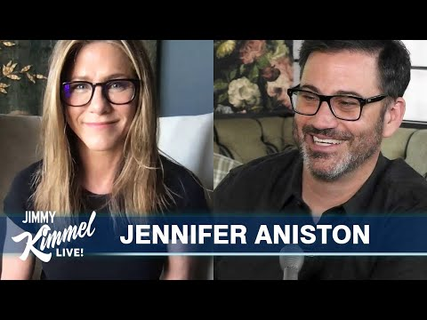 Jennifer Aniston on Quarantine, Cleaning Frenzy & Online Ordering Mistake
