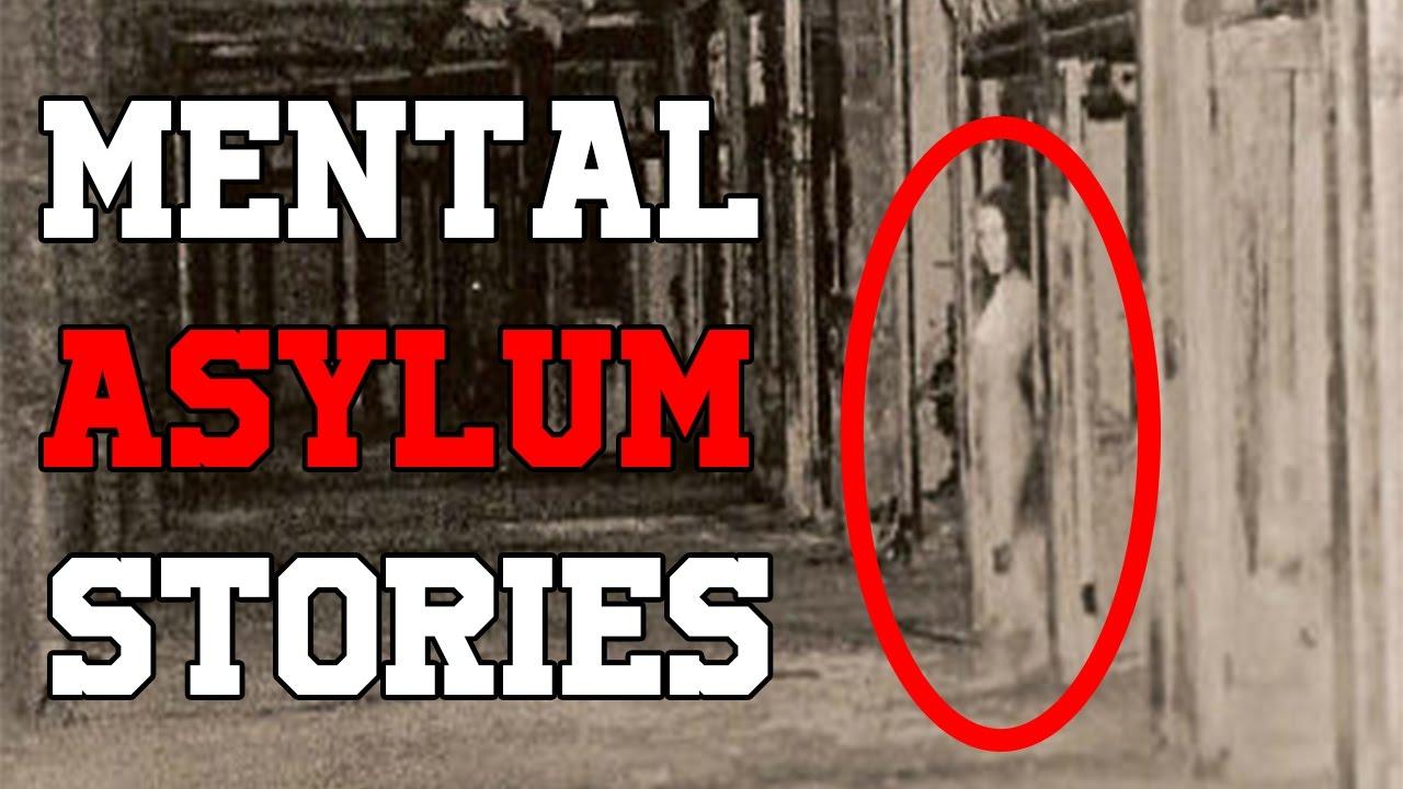 5 TRUE Scary Mental Asylum Horror Stories  YouTube