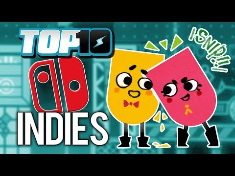 Top 10 Nintendo Switch Indie Games