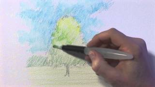 Sketching with Watercolour Pencils with Jonathan Newey