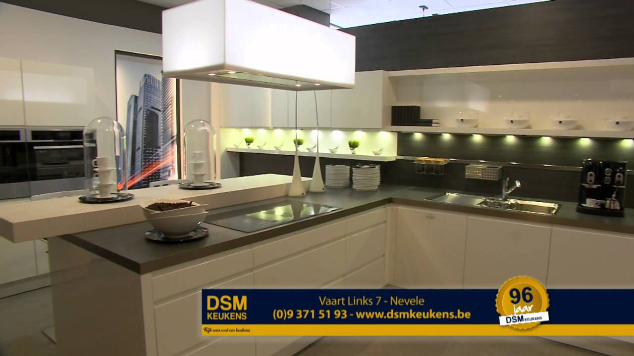 DSM Keukens Publireportage AVS regionale TV YouTube