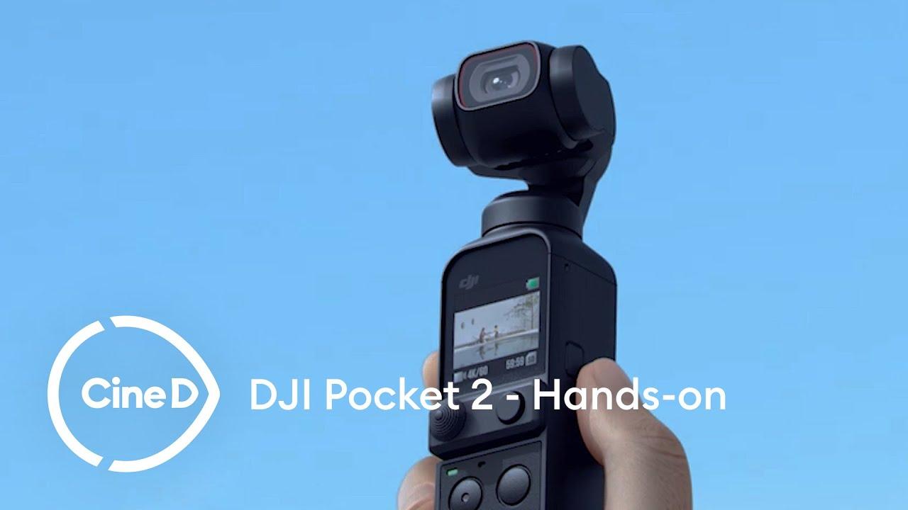 DJI Pocket 2 - Hands-on with the Mini Gimbal