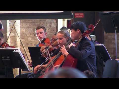 Shostakovich Sinfonia No  8 Performed by the Breck Chamber Players