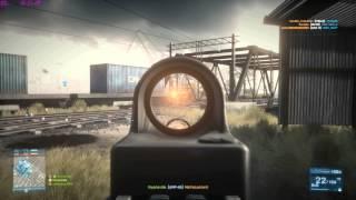 Battlefield 3 EVGA NVIDIA GTX 660 Ti Benchmark 1080P HD Ultra Max Settings
