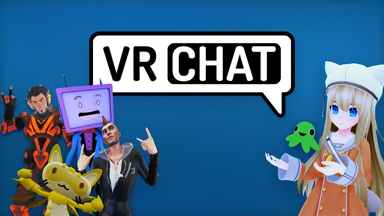 VRChat - Create, Share, Play