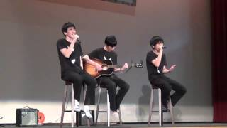 My Way/Def Tech(cover)20150906