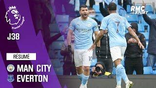 Résumé : Manchester City 5-0 Everton - Premier League (J38)