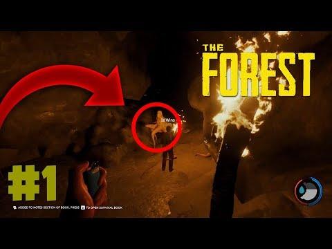 C'EST QUOI CETTE CHOSE ?! The Forest #01