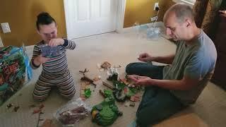 Unboxing Playmobil Wild Life Tree House