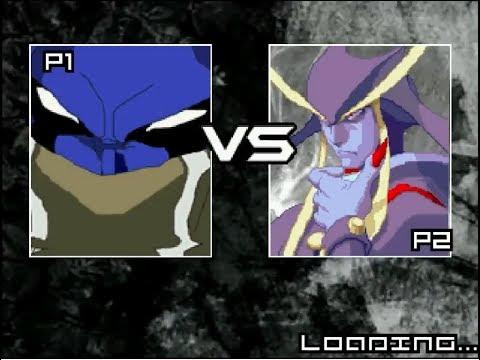 Raziel (Soul Reaver Legacy of Kain) Vs. Jedah Dohma (Darkstalkers)  | LEGENDARY BATTLES #1010