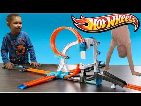 СУПЕР ГОНКИ на супер машине! Игра про гоночные машины! Видео для мальчиков!