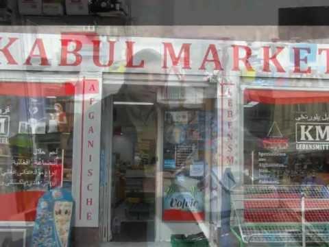 Kabul Market Munich Germany