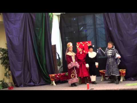 The Frog Princess - Царевна-лягушка