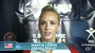 Disaster Strikes Nastia Liukin on Uneven Bars in U.S. Gymnastics Trials