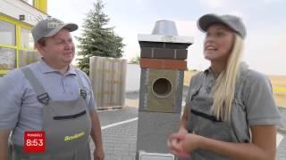 Chytrý komín ve Snídani s NOVOU - 6.část