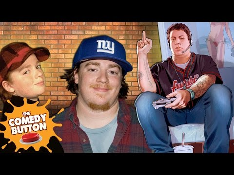 The Comedy Button - Episode 165 ON VIDEO!
