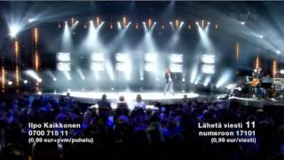 Ilpo Kaikkonen - Call Me  (Idols 2011)