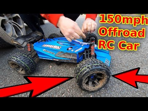World's FASTEST Off Road RC Car