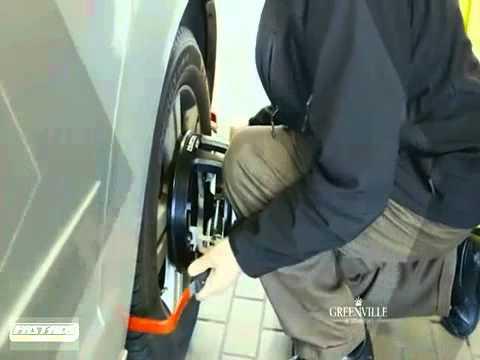 Tire Rotation Tips from Lexus of Greenville Greenville SC Greer SC