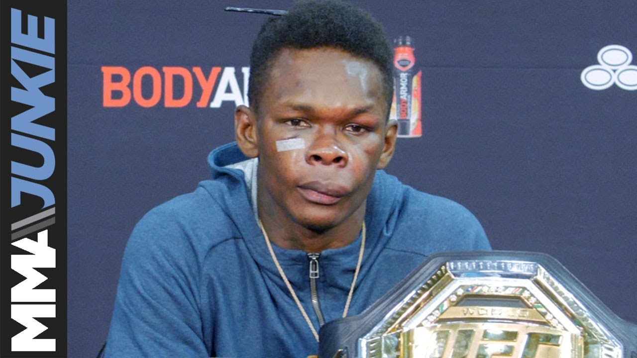 Adesanya Wants More Time for Whitaker Cuz he Knows He's not