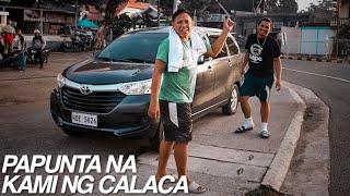 BUMYAHE NA KAMI PAPUNTANG CALACA BATANGAS | vlog 394