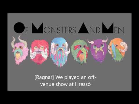 Of Monsters and Men: History Part I (2009-2010). Icelandic audio with English subtitles.