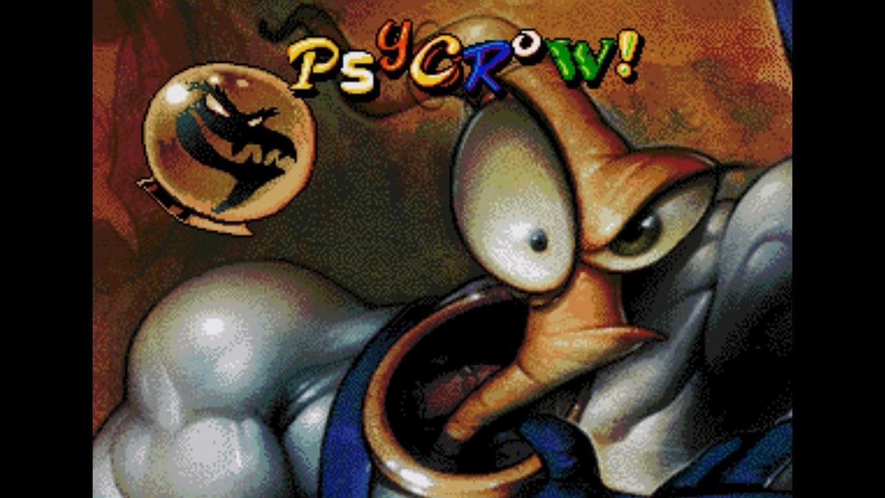 Earthworm Jim: Special Edition (SEGA CD) OST Psycrow