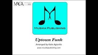 Video Uptown Funk - for Saxophone Quartet download MP3, 3GP, MP4, WEBM, AVI, FLV Juni 2018