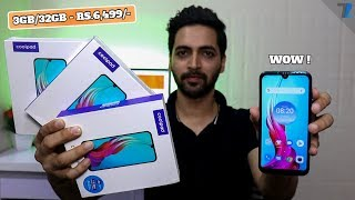 Coolpad Cool 3 Plus - Unboxing & Hands On | 3X Giveaway !!💪