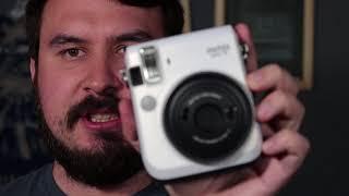 Fujifilm Instax Mini 70 - The Selfie Beast!!