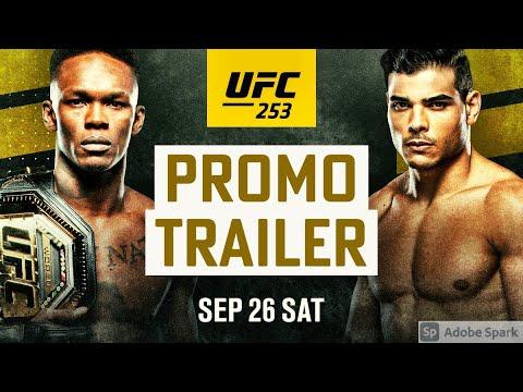 Israel Adesanya vs Paulo Costa - UFC 253 Promo Trailer