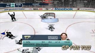 NHL 09 Gameplay without rules