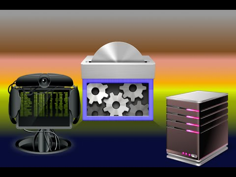 httpd Busybox Server Side Scripts CGI BASH Linux Web Server Tutorial #2